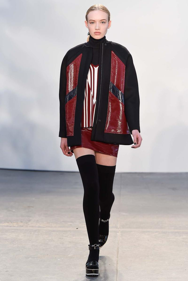 Tanya Taylor Ready to Wear FW 2015 NYFW (18)