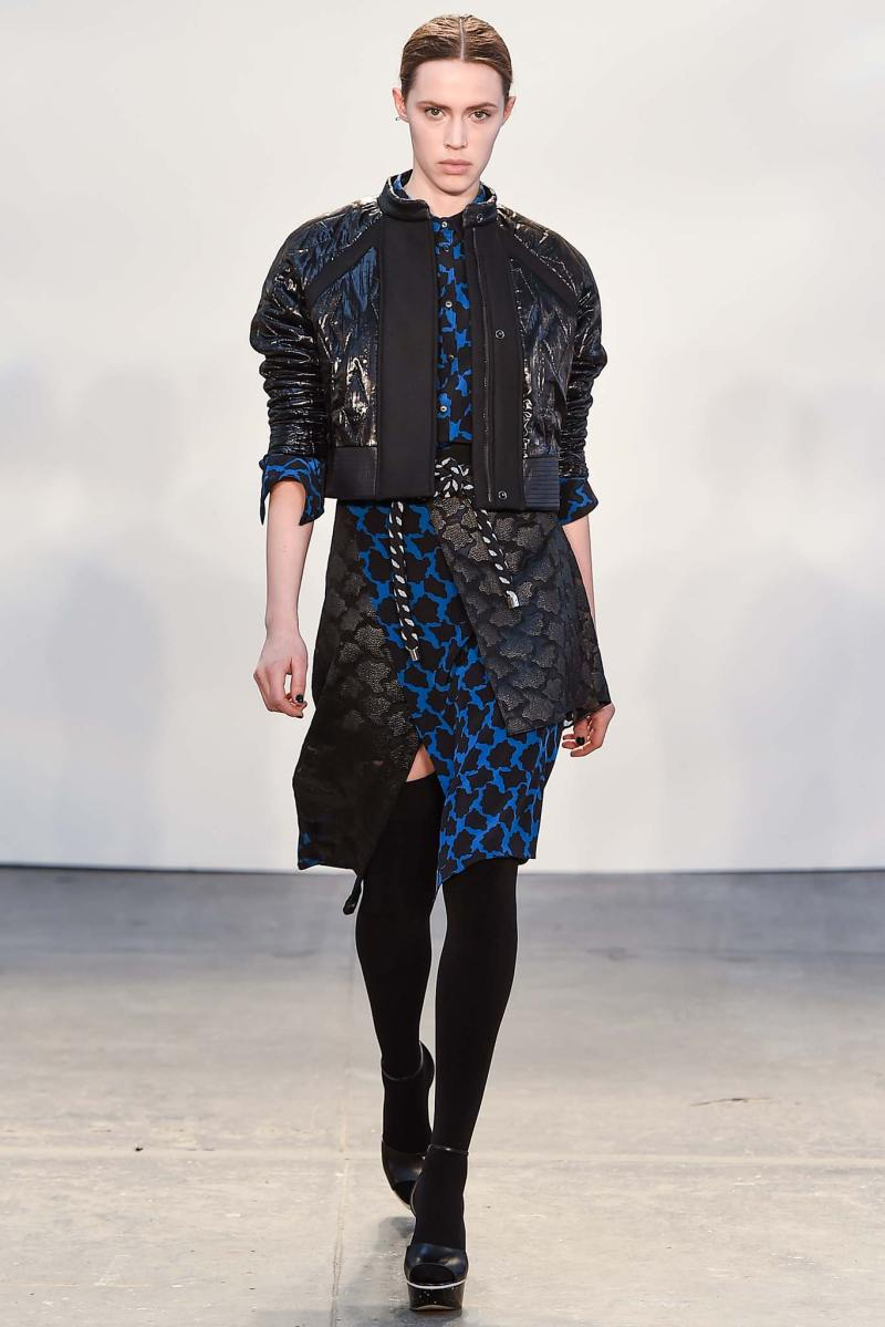 Tanya Taylor Ready to Wear FW 2015 NYFW (2)
