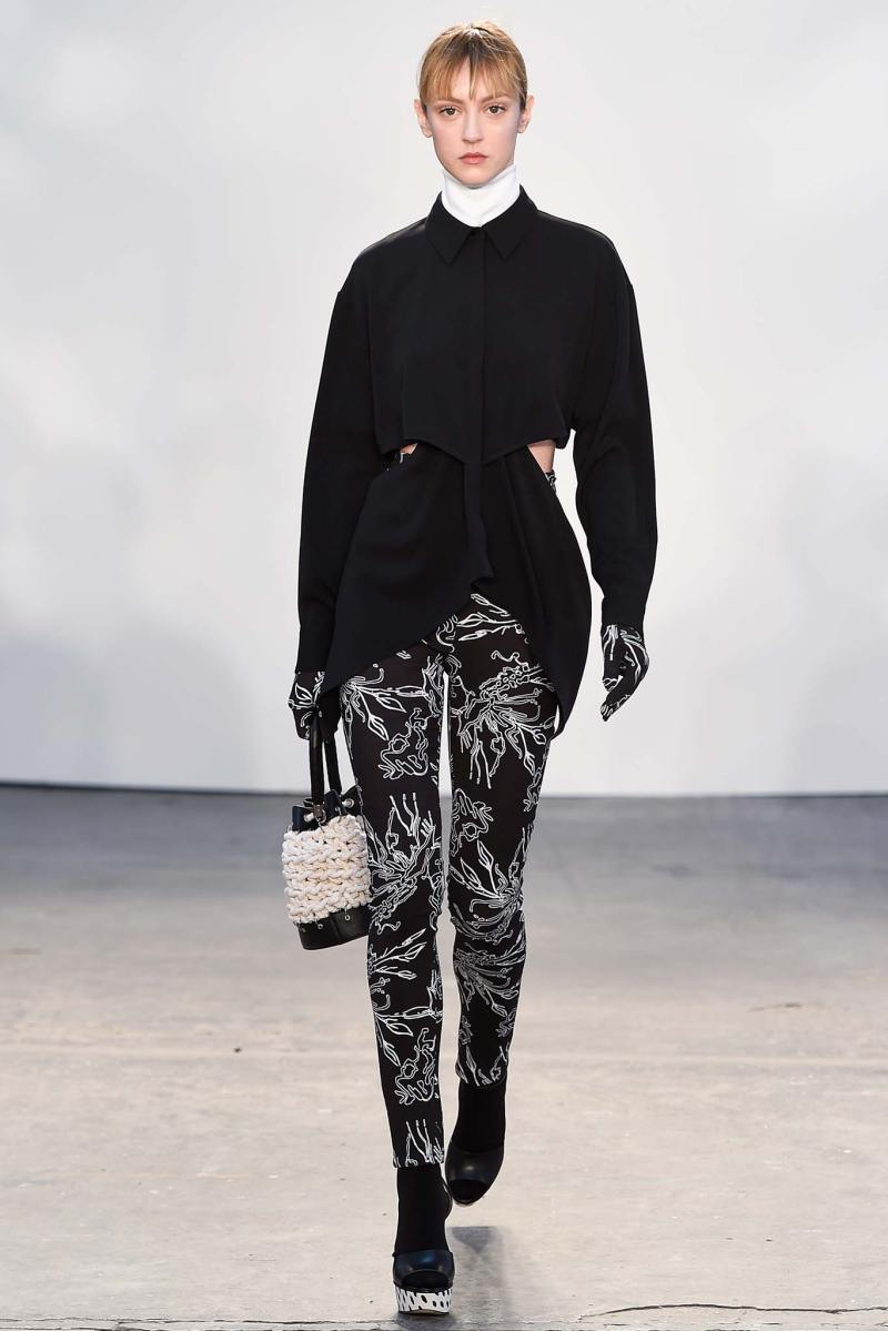 Tanya Taylor Ready to Wear FW 2015 NYFW (22)