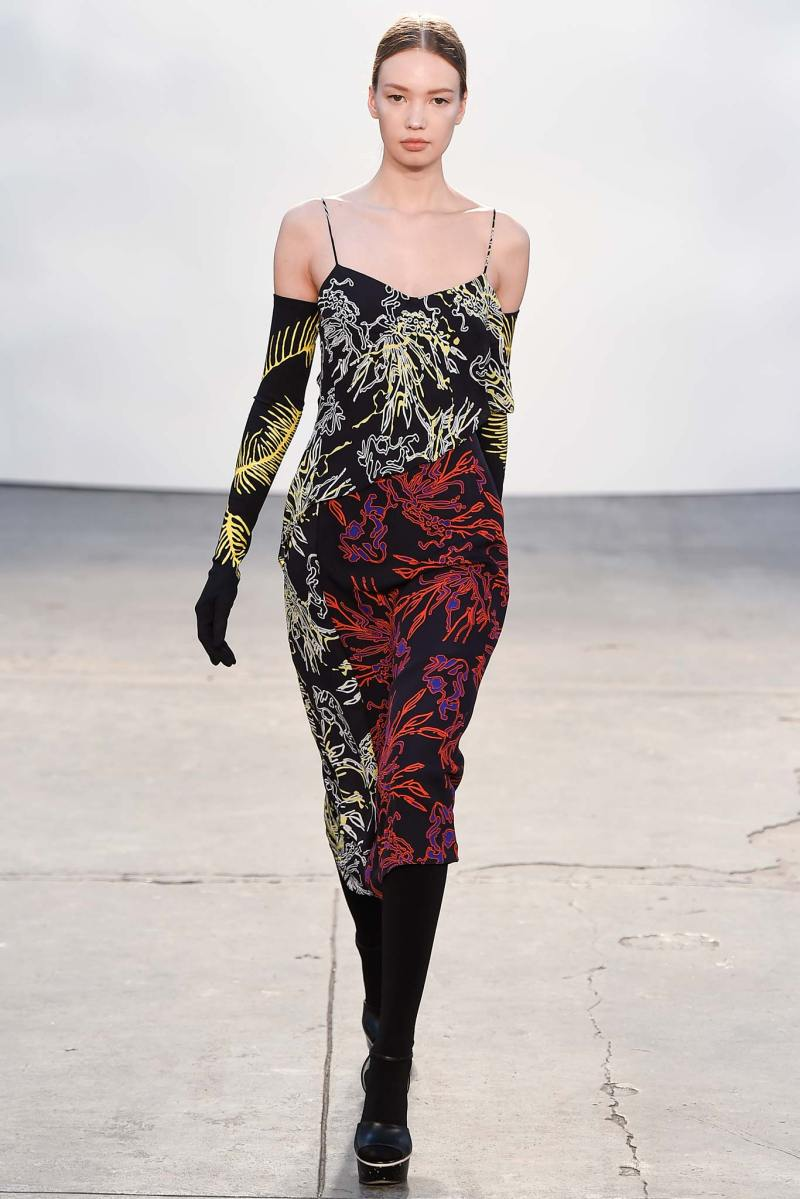 Tanya Taylor Ready to Wear FW 2015 NYFW (23)