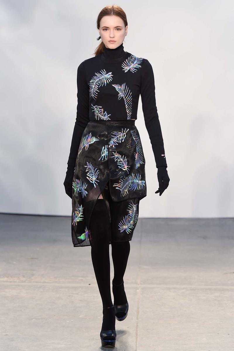 Tanya Taylor Ready to Wear FW 2015 NYFW (25)
