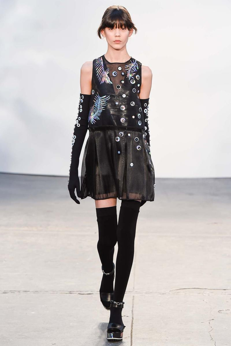 Tanya Taylor Ready to Wear FW 2015 NYFW (26)