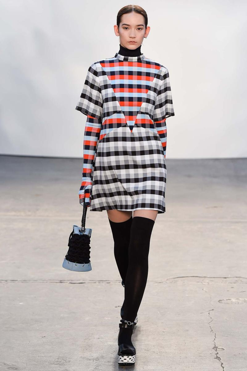 Tanya Taylor Ready to Wear FW 2015 NYFW (7)
