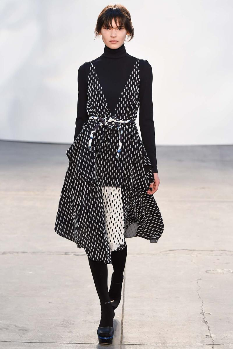 Tanya Taylor Ready to Wear FW 2015 NYFW (8)