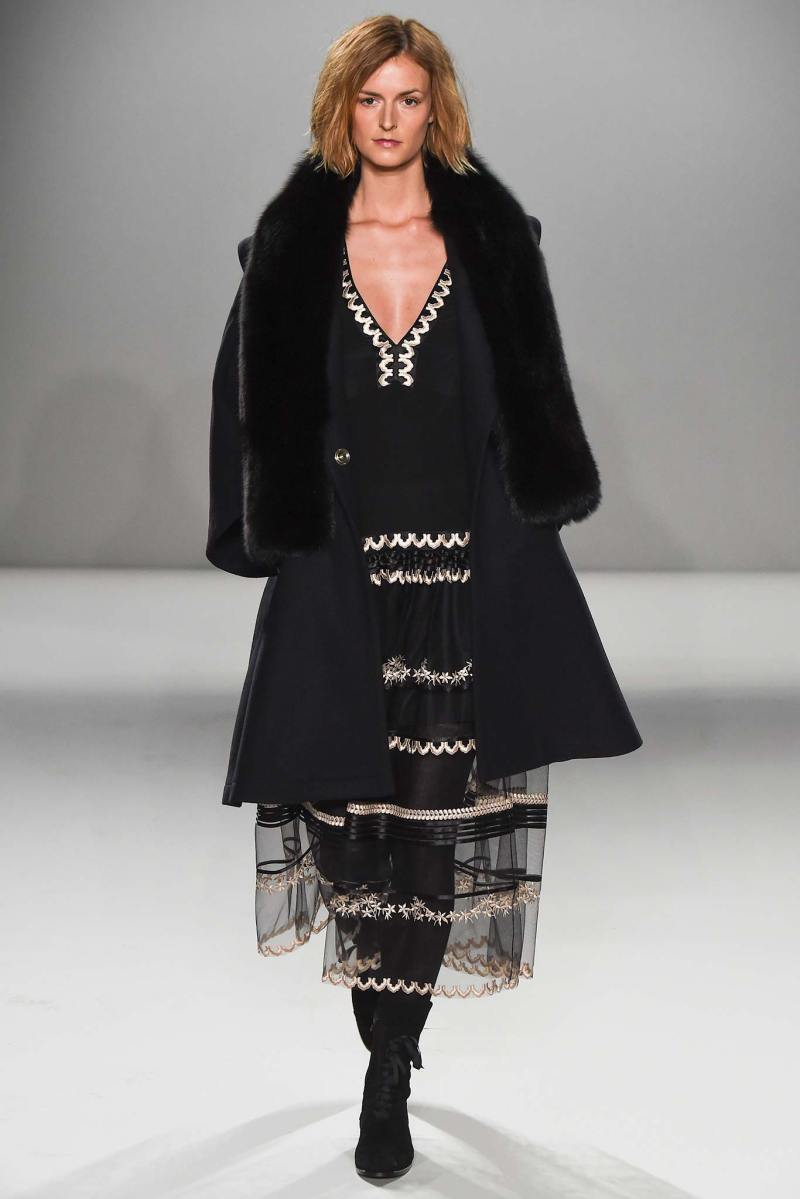 Temperley London Ready to Wear FW 2015 LFW (15)