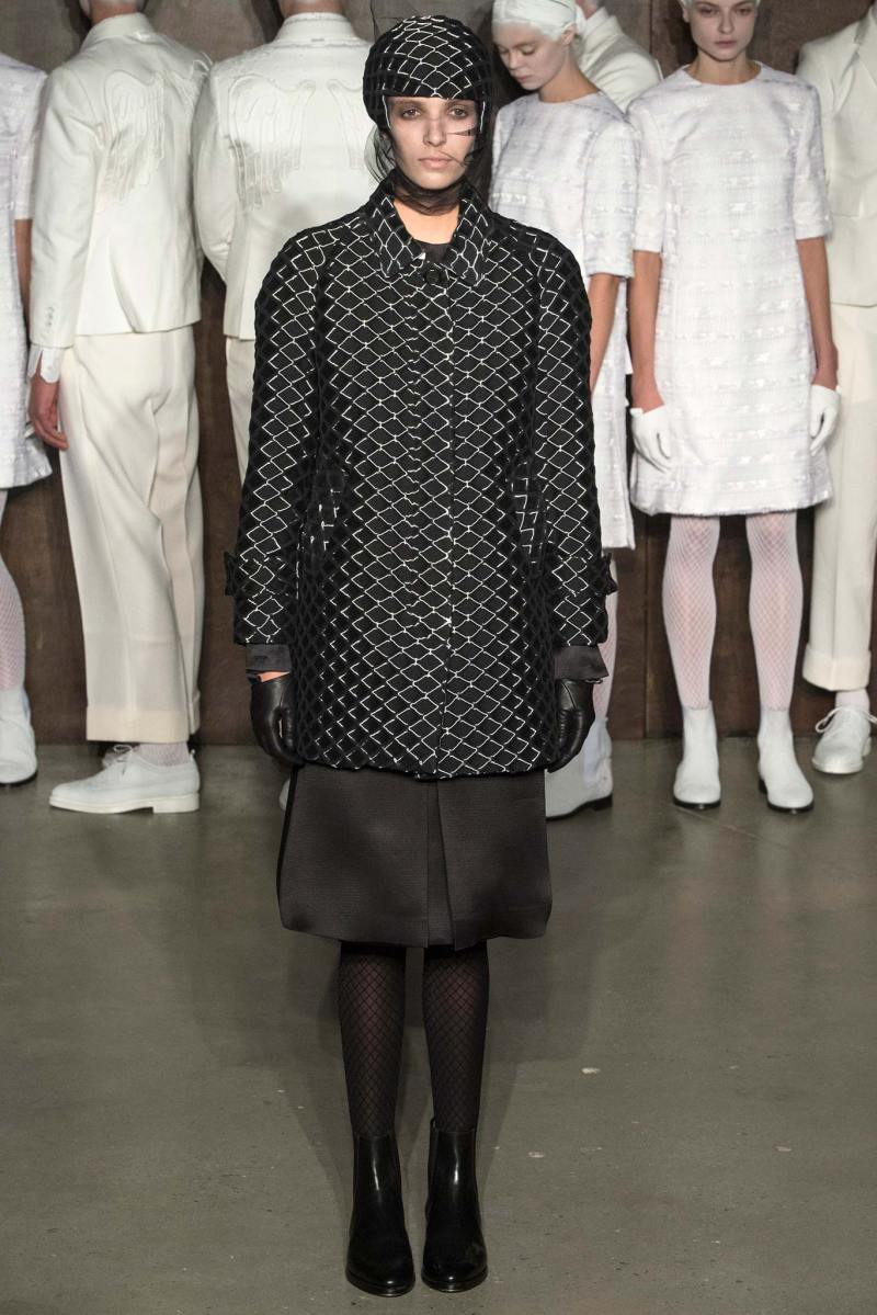 Thom Browne Ready to Wear FW 2015 NYFW (20)