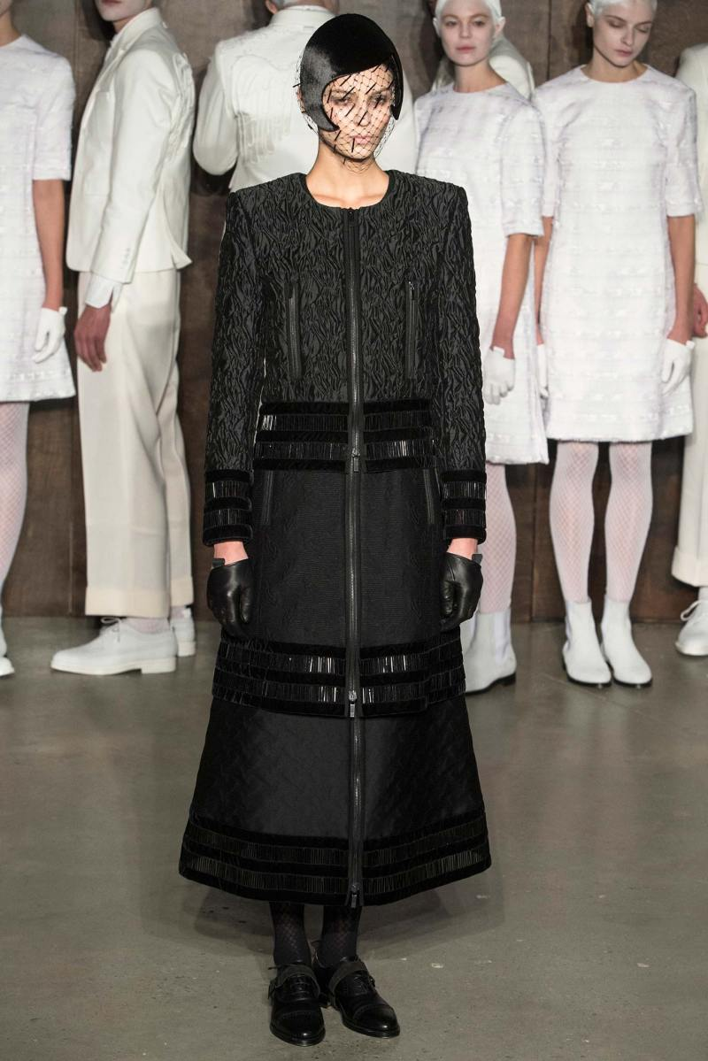 Thom Browne Ready to Wear FW 2015 NYFW (29)