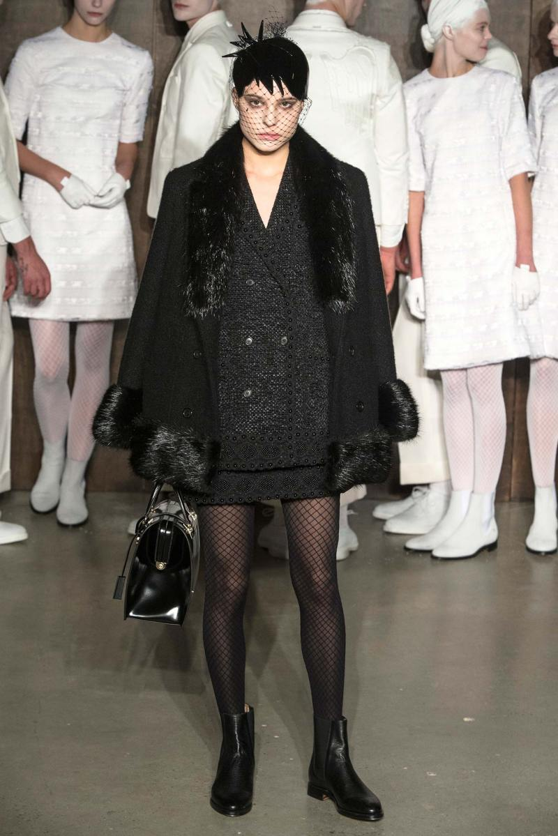 Thom Browne Ready to Wear FW 2015 NYFW (32)