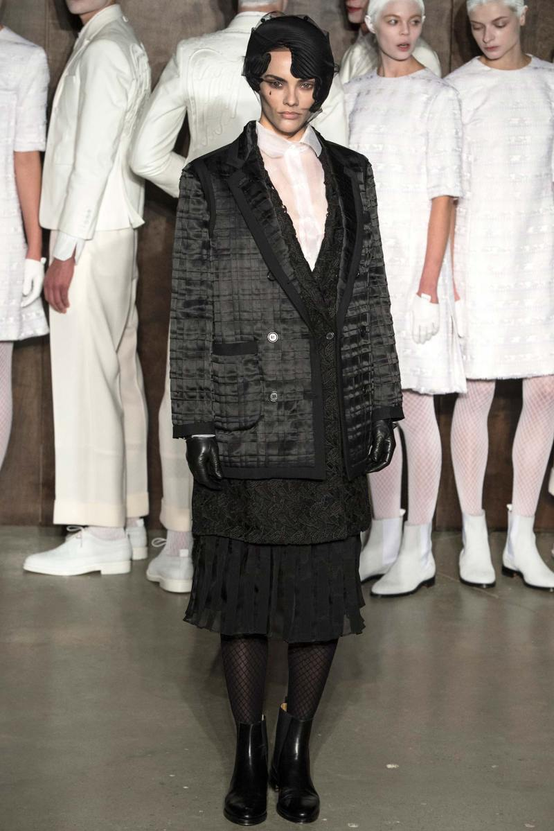 Thom Browne Ready to Wear FW 2015 NYFW (35)