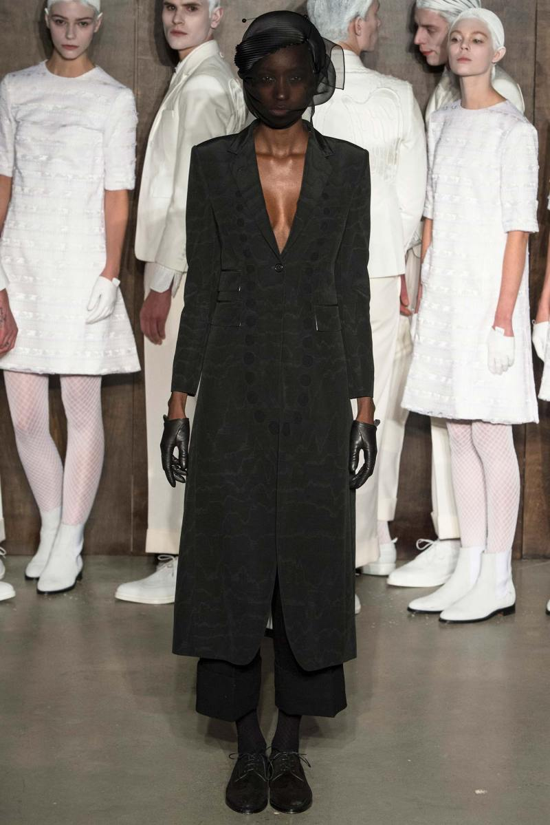 Thom Browne Ready to Wear FW 2015 NYFW (37)