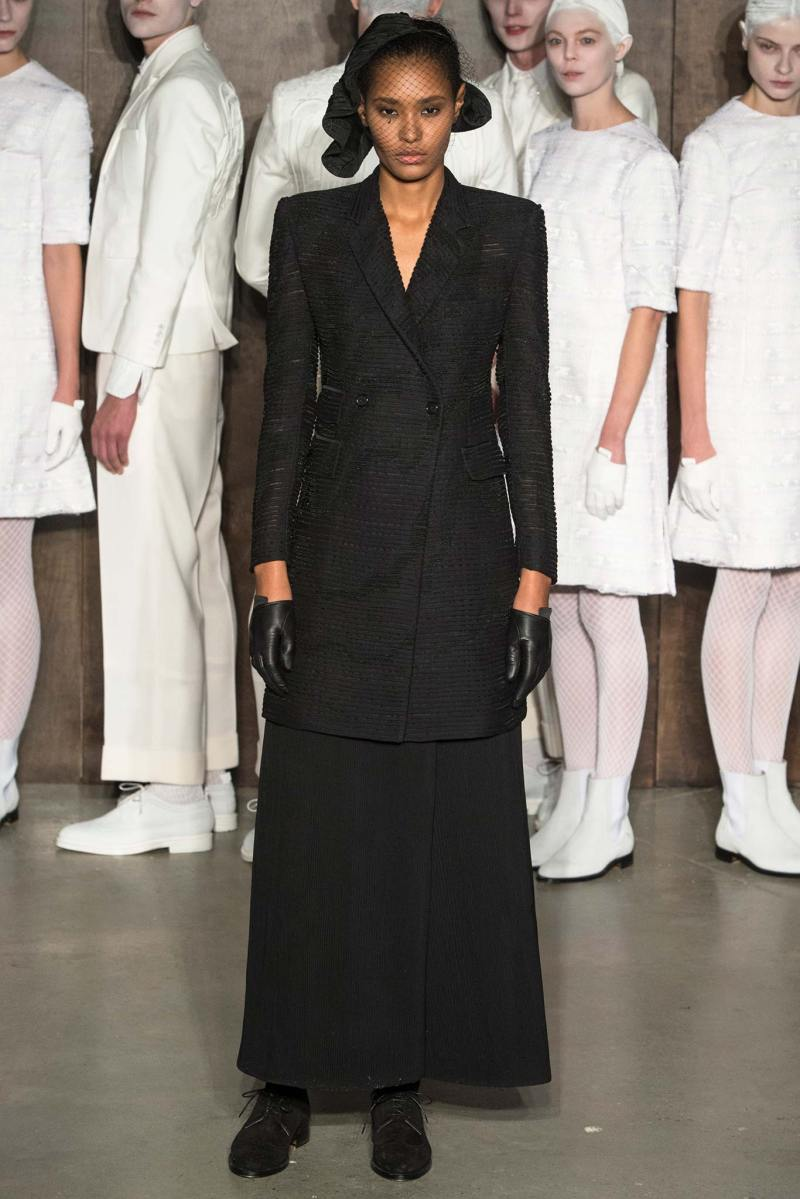 Thom Browne Ready to Wear FW 2015 NYFW (38)
