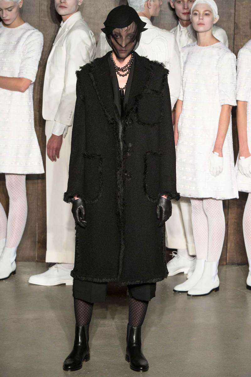 Thom Browne Ready to Wear FW 2015 NYFW (39)