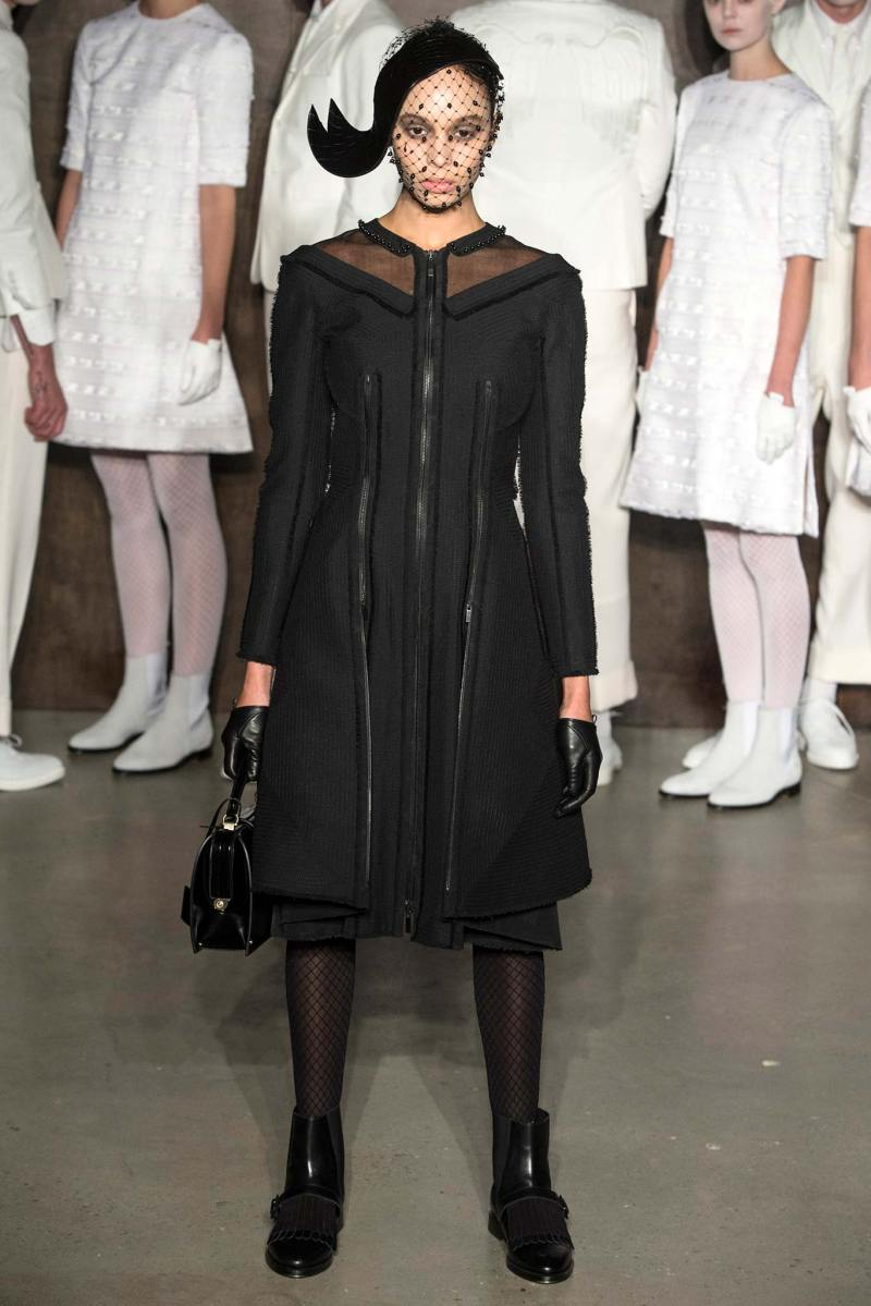 Thom Browne Ready to Wear FW 2015 NYFW (4)
