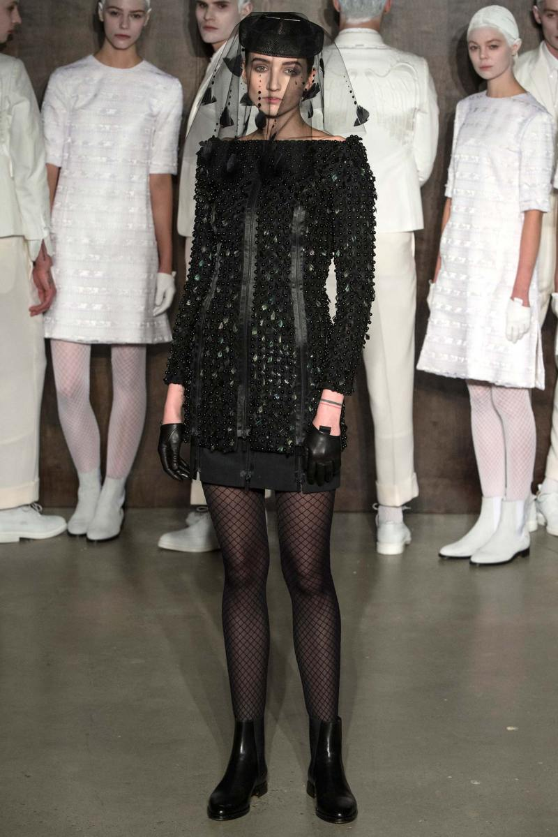 Thom Browne Ready to Wear FW 2015 NYFW (6)