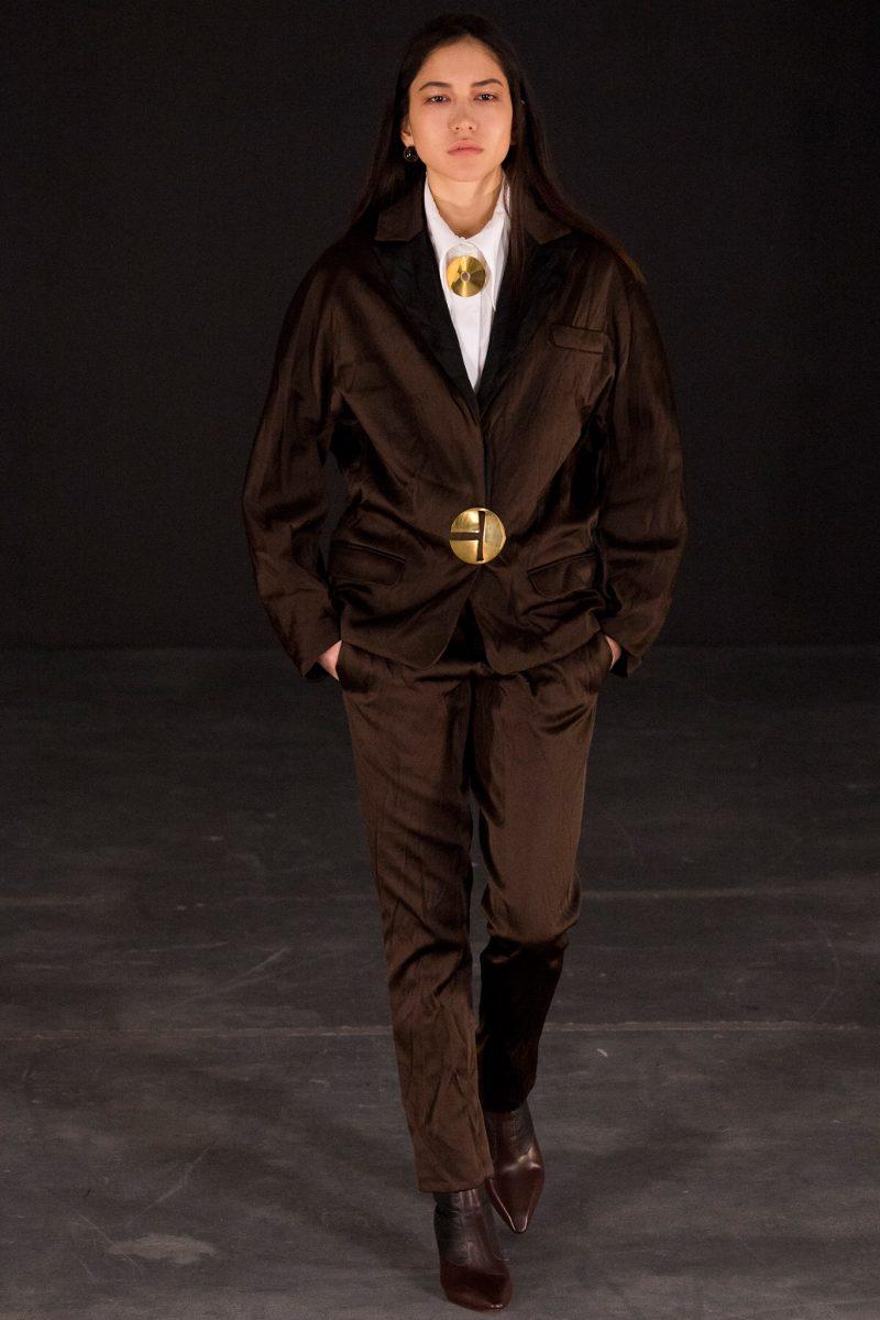 Thomas Tait Ready to Wear FW 2015 LFW  (22)