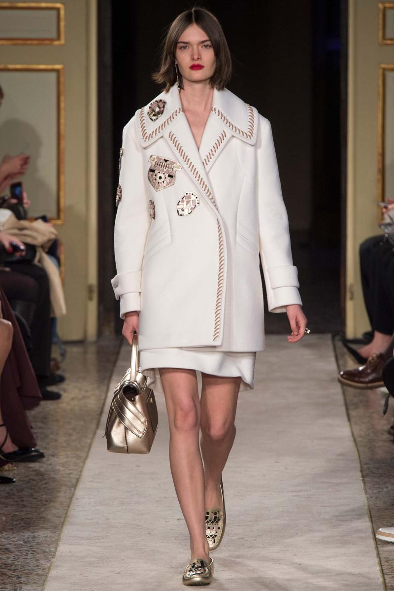 Tod's Ready to Wear FW 2015 MFW (28)