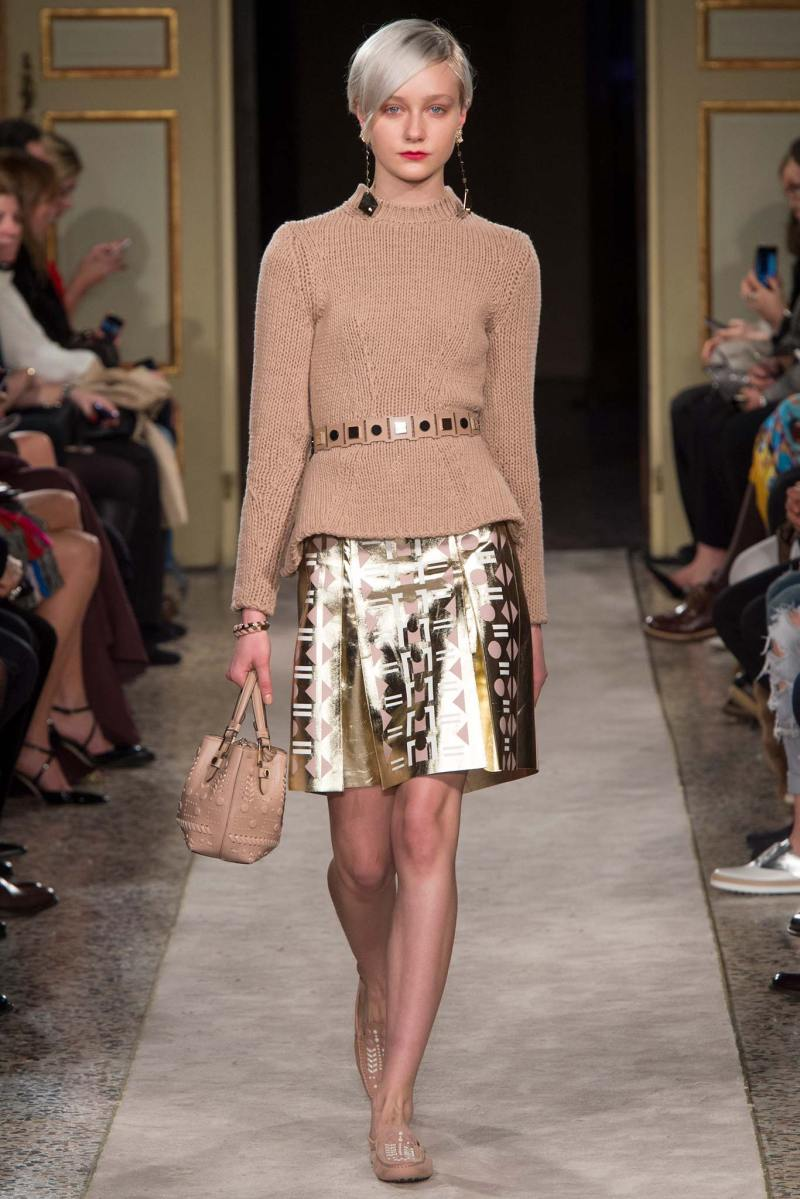 Tod's Ready to Wear FW 2015 MFW (29)
