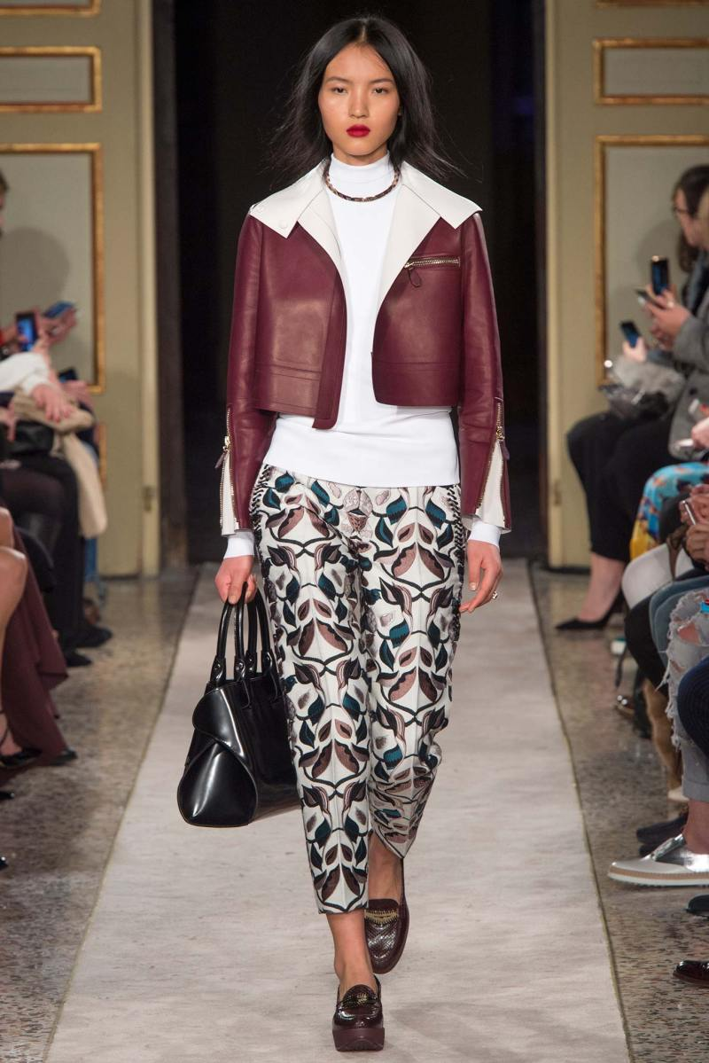 Tod's Ready to Wear FW 2015 MFW (6)