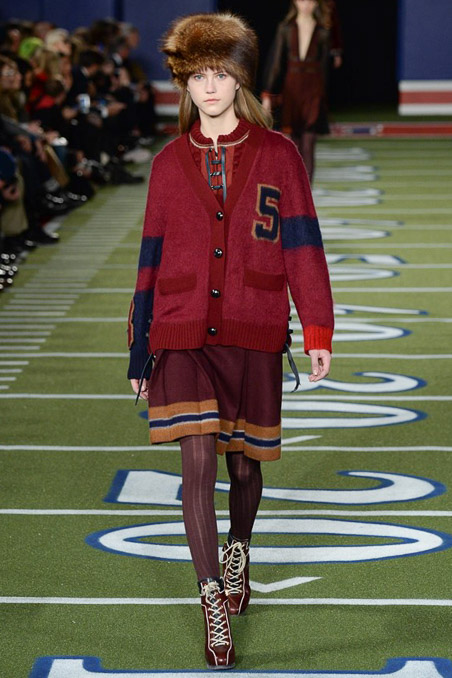 Tommy Hilfiger Ready to Wear FW 2015 NYFW (10)