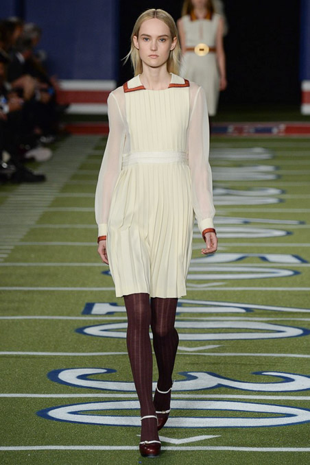 Tommy Hilfiger Ready to Wear FW 2015 NYFW (14)