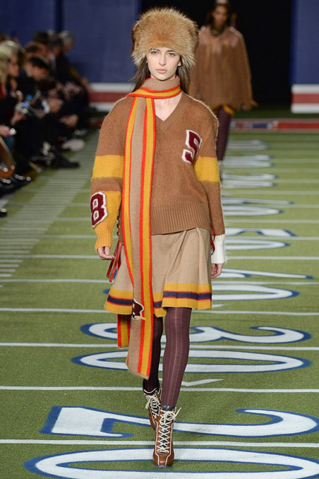 Tommy Hilfiger Ready to Wear FW 2015 NYFW (17)