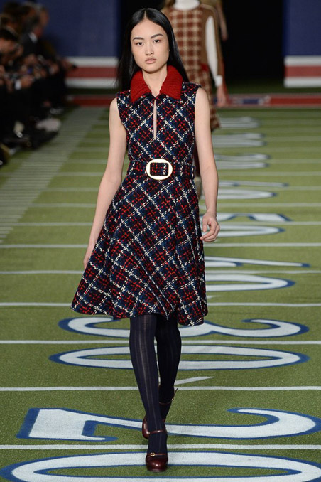 Tommy Hilfiger Ready to Wear FW 2015 NYFW (24)