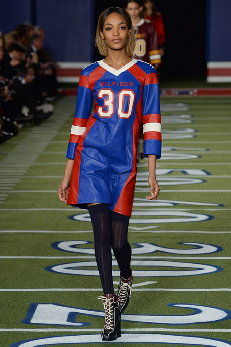 Tommy Hilfiger Ready to Wear FW 2015 NYFW (35)