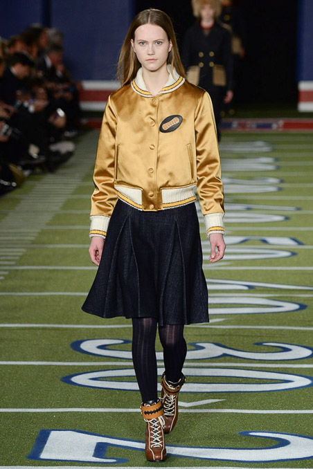 Tommy Hilfiger Ready to Wear FW 2015 NYFW (38)
