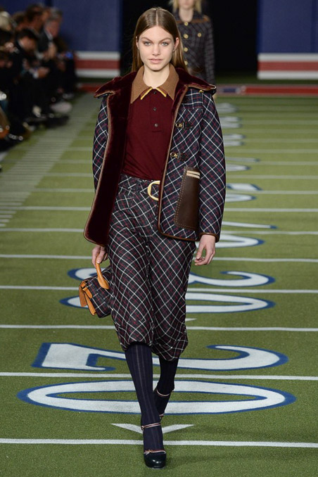 Tommy Hilfiger Ready to Wear FW 2015 NYFW (42)