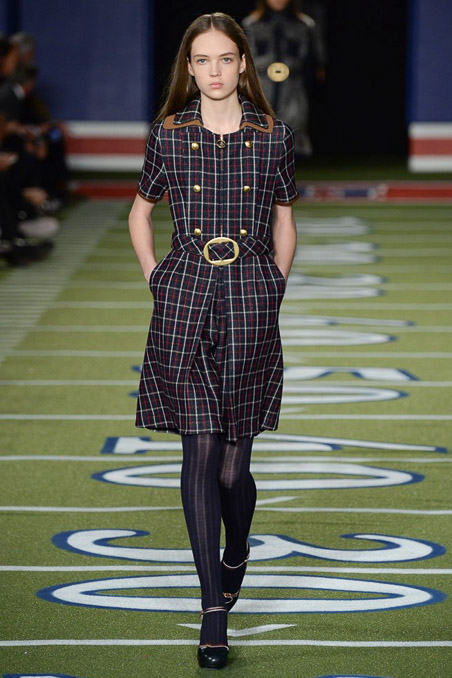 Tommy Hilfiger Ready to Wear FW 2015 NYFW (44)