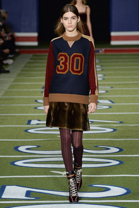 Tommy Hilfiger Ready to Wear FW 2015 NYFW (7)