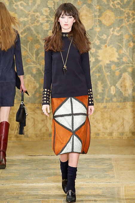 Tory Burch Ready to Wear FW 2015 NYFW (16)