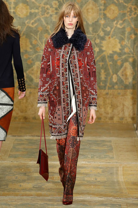 Tory Burch Ready to Wear FW 2015 NYFW (21)