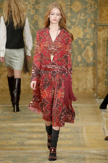 Tory Burch Ready to Wear FW 2015 NYFW (27)