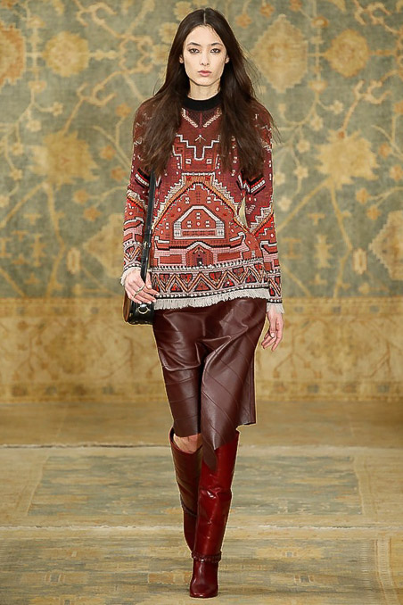 Tory Burch Ready to Wear FW 2015 NYFW (28)