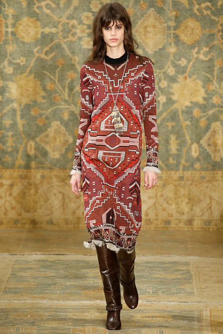 Tory Burch Ready to Wear FW 2015 NYFW (31)