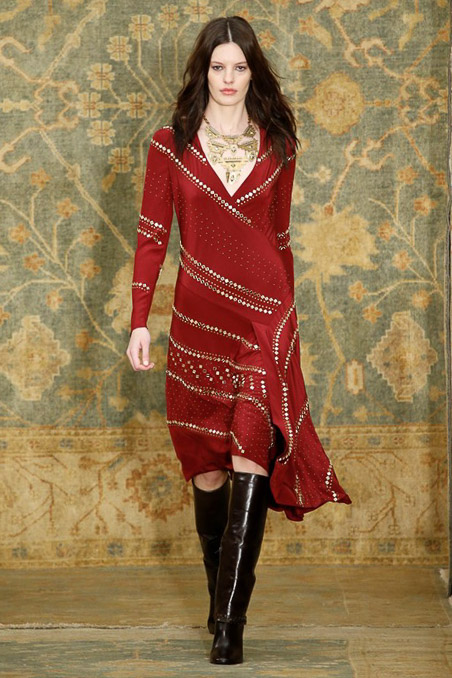 Tory Burch Ready to Wear FW 2015 NYFW (32)