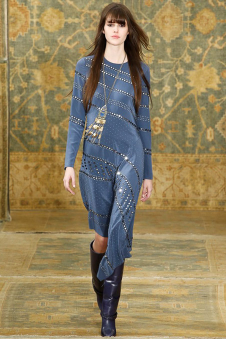 Tory Burch Ready to Wear FW 2015 NYFW (8)