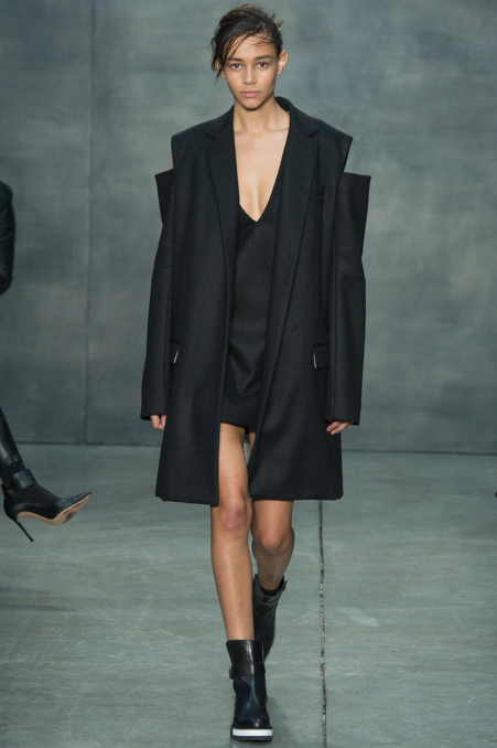 Vera Wang Ready to Wear FW 2015 NYFW