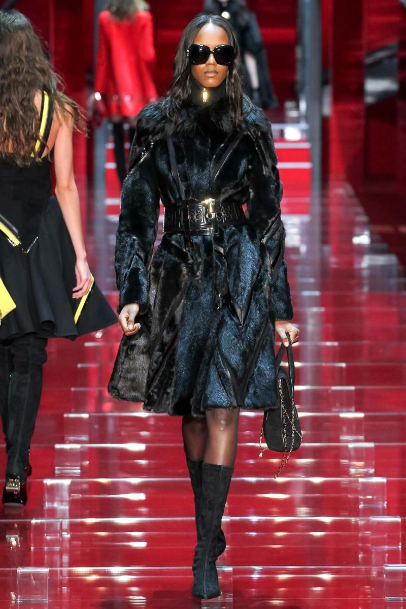 Versace Ready to Wear FW 2015 MFW (34)