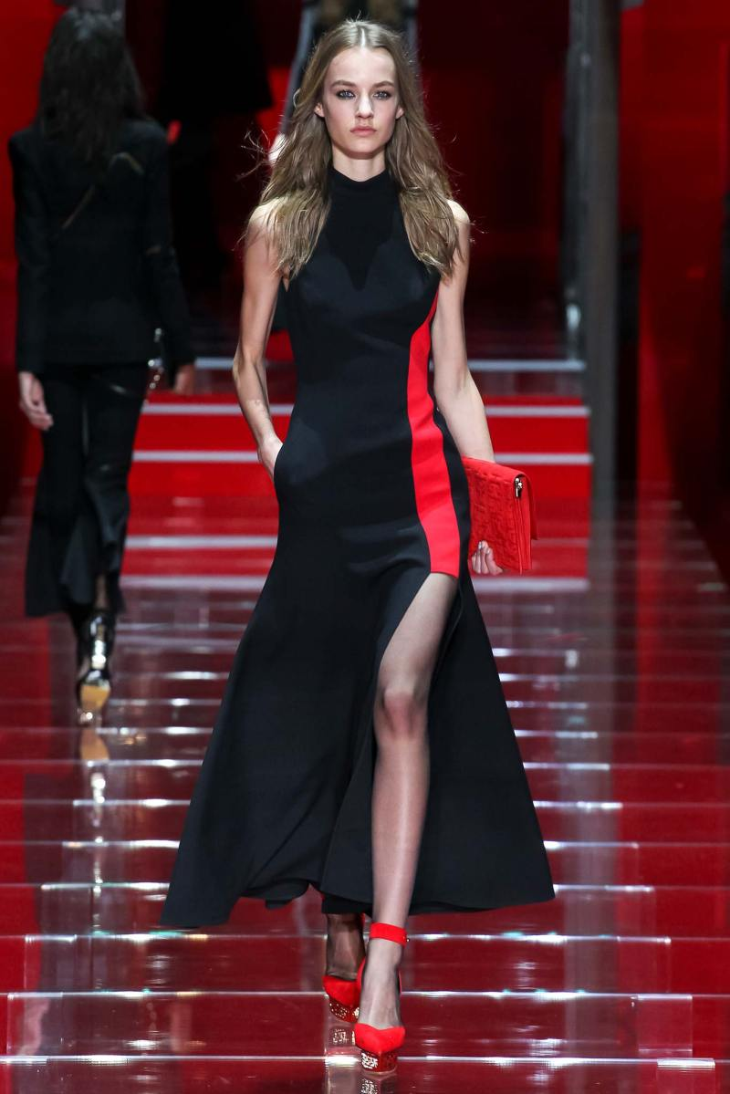 Versace Ready to Wear FW 2015 MFW (38)
