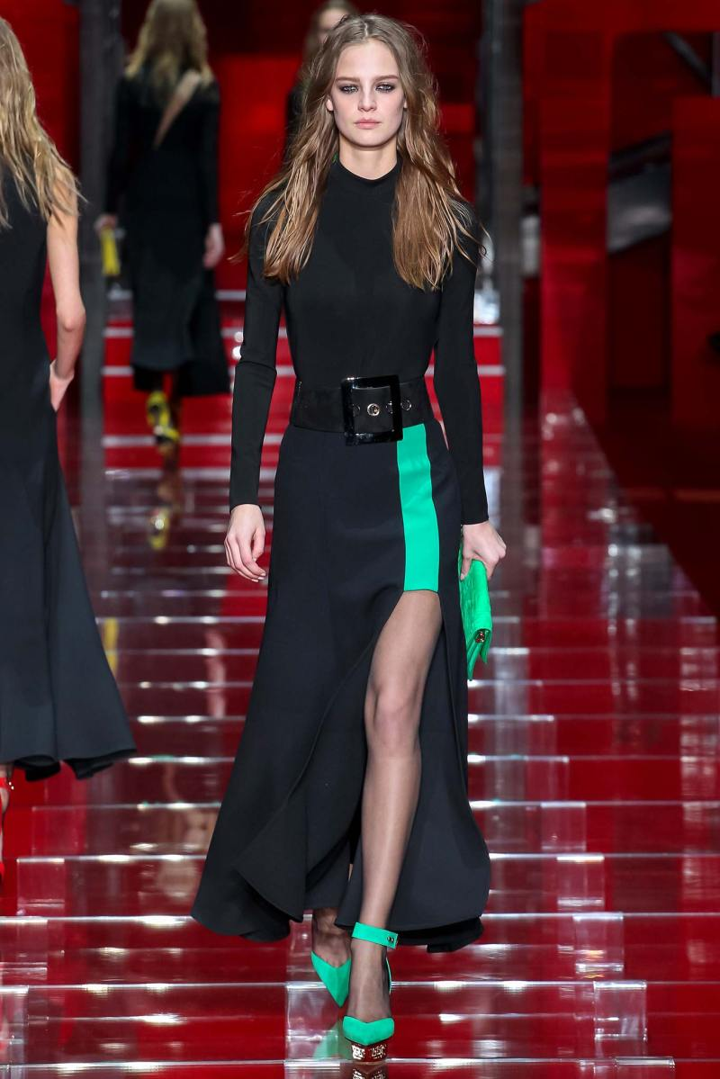 Versace Ready to Wear FW 2015 MFW (39)