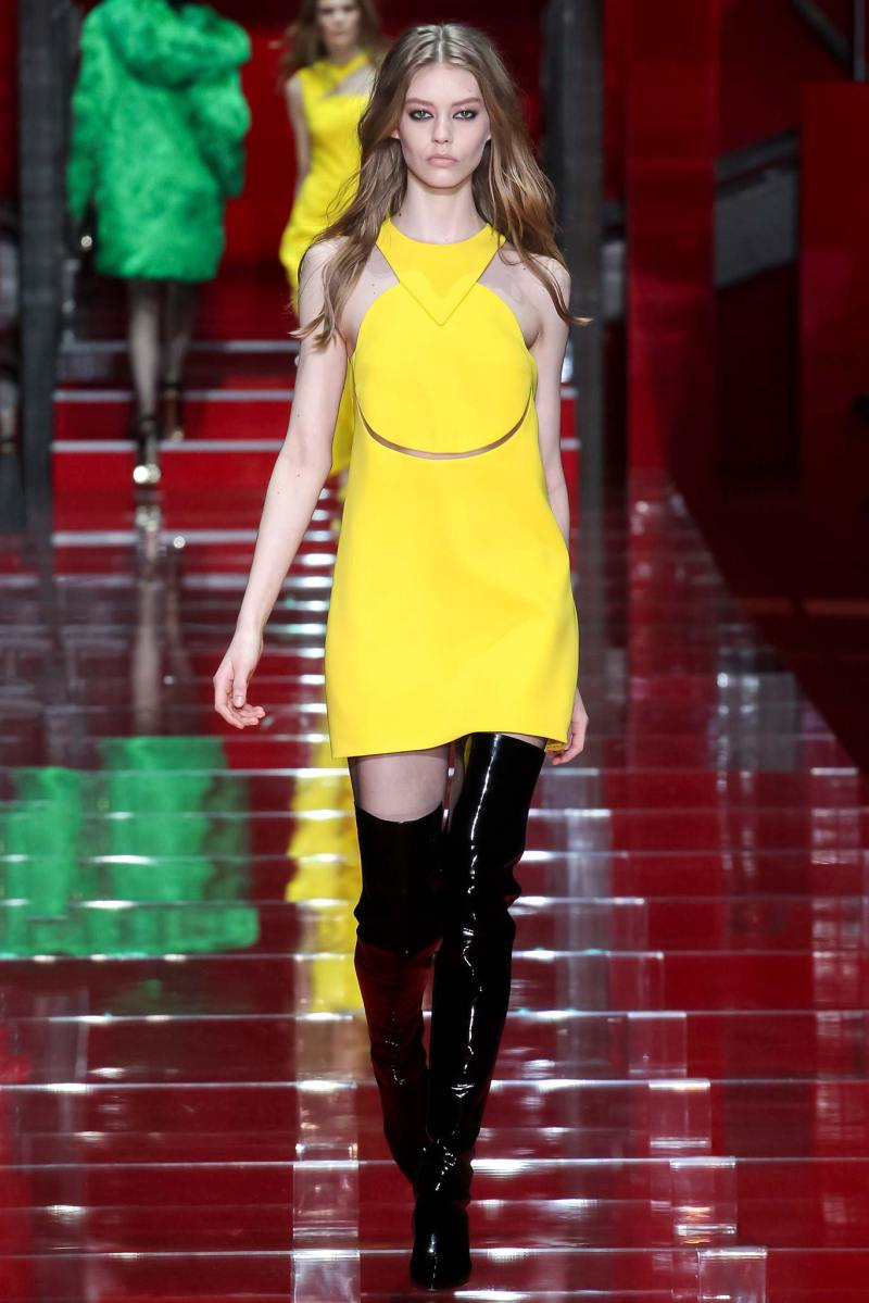 Versace Ready to Wear FW 2015 MFW (43)