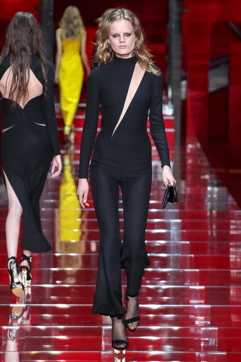 Versace Ready to Wear FW 2015 MFW (46)