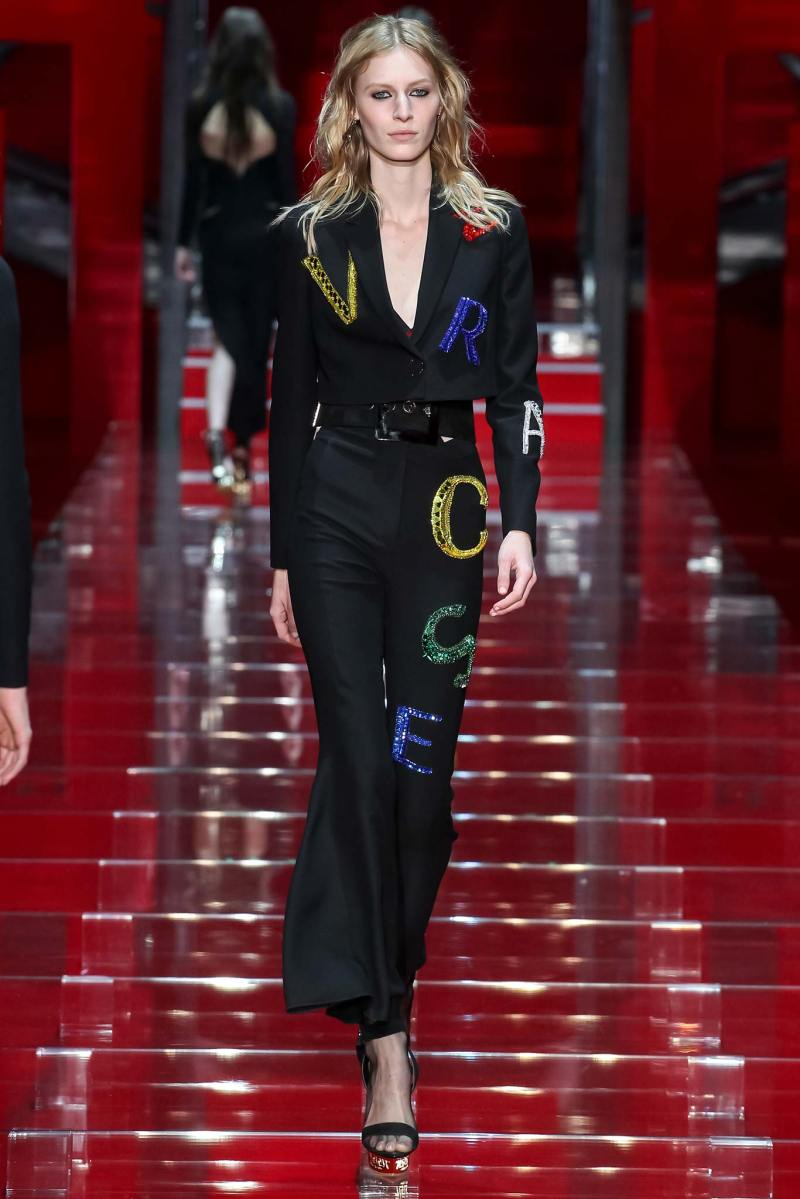 Versace Ready to Wear FW 2015 MFW (47)