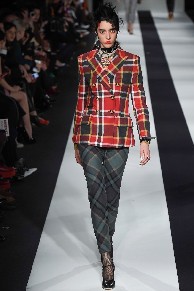 Vivienne Westwood Red Label Ready to Wear FW 2015 LFW (14)