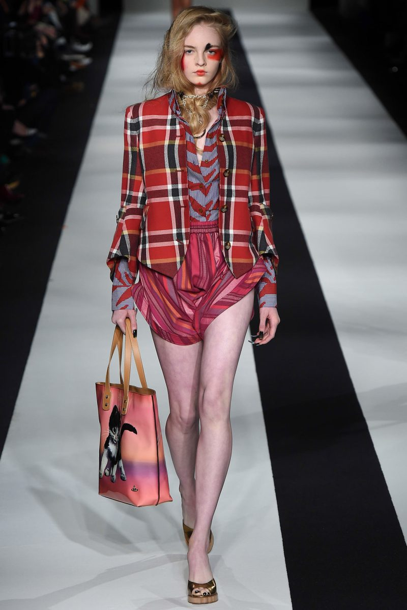 Vivienne Westwood Red Label Ready to Wear FW 2015 LFW (20)