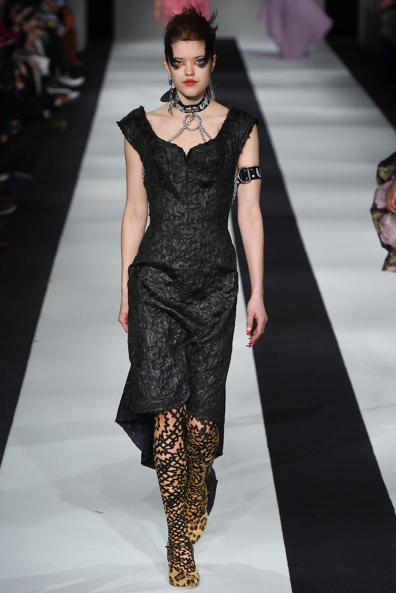 Vivienne Westwood Red Label Ready to Wear FW 2015 LFW (33)