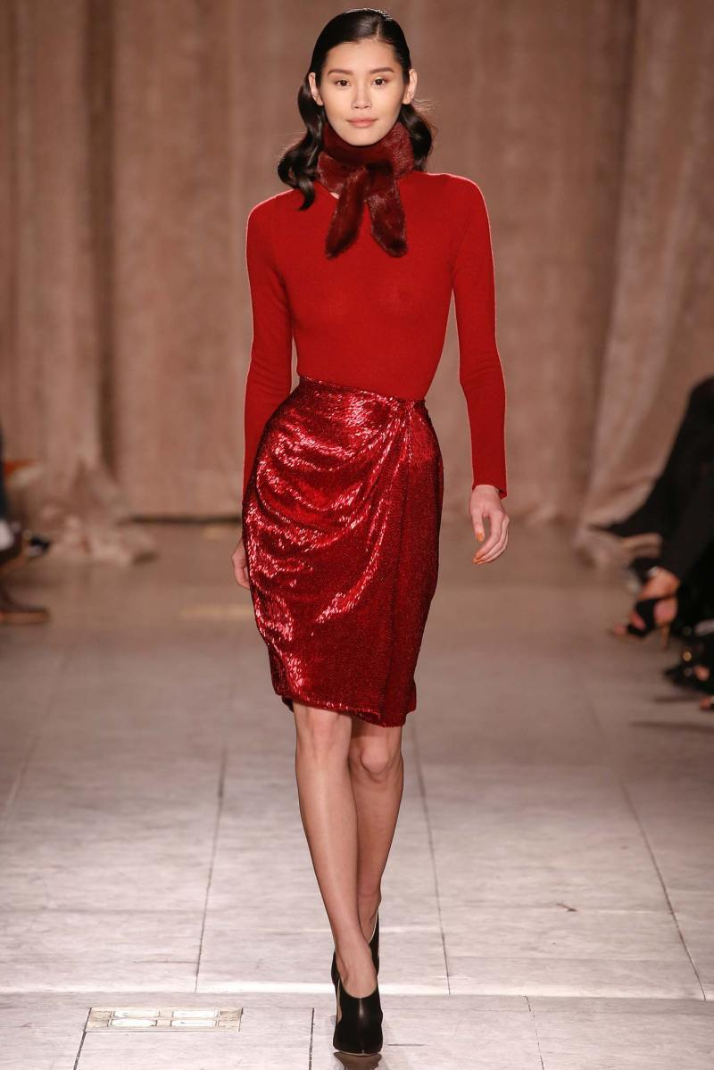 Zac Posen Ready to Wear FW 2015 NYFW (5)