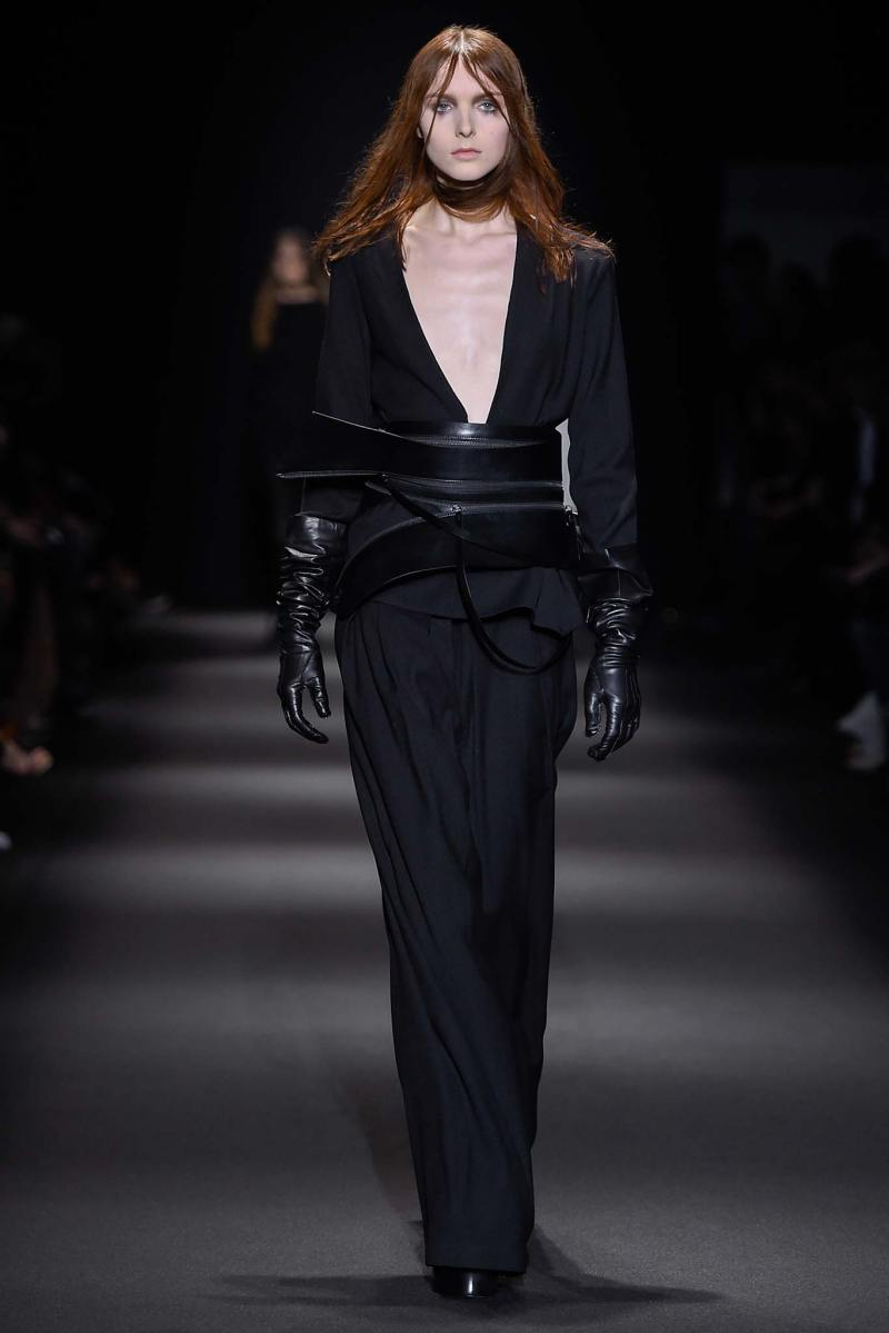 Ann Demeulemeester Ready to Wear FW 2015 PFW (10)